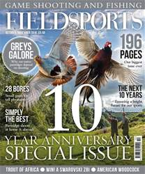 Fieldsports Magazine October/November 2016 issue Fieldsports Magazine October/November 2016