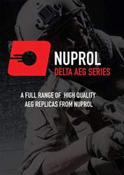 NUPROL DELTA AEG SERIES issue NUPROL DELTA AEG SERIES