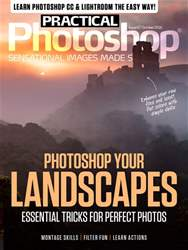 Practical Photoshop Magazine Cover