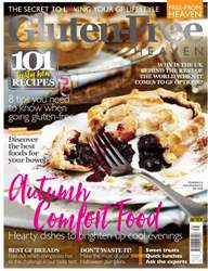 Gluten-Free Heaven Octobe/November 2016 issue Gluten-Free Heaven Octobe/November 2016