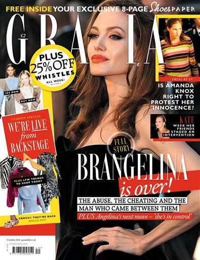 Grazia Digital Issue