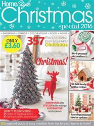 HomeStyle Christmas Special 2016 issue HomeStyle Christmas Special 2016