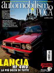 Automobilismo d'Epoca 10 2016 issue Automobilismo d'Epoca 10 2016