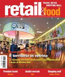 Retail&food Magazine Cover