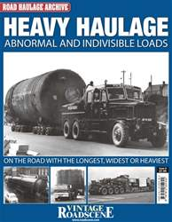 No. 8 Heavy Haulage  issue No. 8 Heavy Haulage