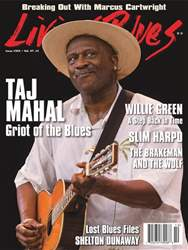 Living Blues #245 issue Living Blues #245