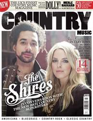 Country Music Magazine Cover