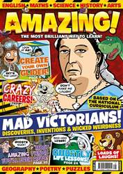 Issue 25 - Mad Victorians! issue Issue 25 - Mad Victorians!