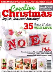 Inspired to Make: Creative Christmas issue Inspired to Make: Creative Christmas