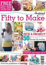 Craft Specials Magazine Cover