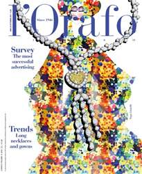 l'Orafo Italiano September 2016 issue l'Orafo Italiano September 2016