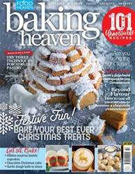Baking Heaven OctoberNovember issue Baking Heaven OctoberNovember