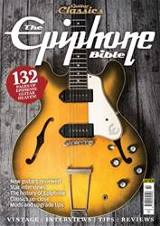 The Epiphone Bible issue The Epiphone Bible