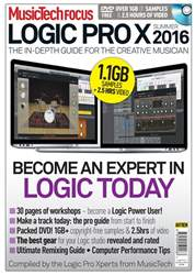 MusicTech Focus Series iss.43 issue MusicTech Focus Series iss.43