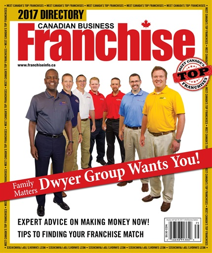 Canadian Business Franchise Magazine