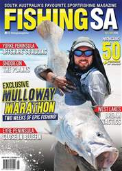 Fishing SA Oct/Nov 2016 issue Fishing SA Oct/Nov 2016