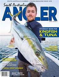 SA Angler October/November 2016 issue SA Angler October/November 2016