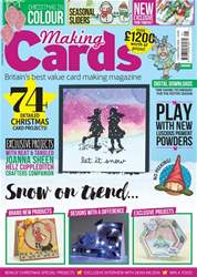Making Cards & Paper Craft Magazine Cover