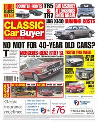 No. 351 No MOT For 40-Year Old Cars? issue No. 351 No MOT For 40-Year Old Cars?