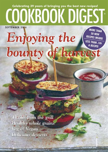 Cookbook Digest Preview