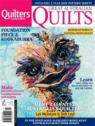 Great Aus Quilts #7 issue Great Aus Quilts #7