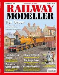 Railway Modeller issue Railway Modeller November 2016