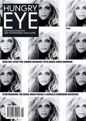 Hungry Eye - Issue 1  Volume 1 issue Hungry Eye - Issue 1  Volume 1