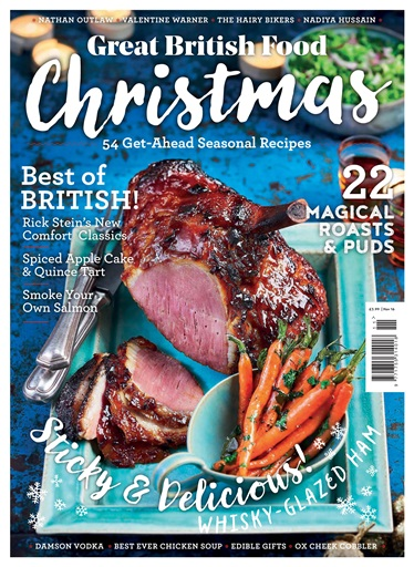Great British Food Preview