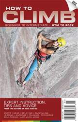 Rock and Ice How to Climb issue Rock and Ice How to Climb