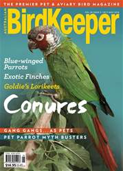 BirdKeeper Vol 29 Issue 5 issue BirdKeeper Vol 29 Issue 5
