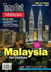 Time Out Malaysia Visitors Guide 2016/2017 issue Time Out Malaysia Visitors Guide 2016/2017