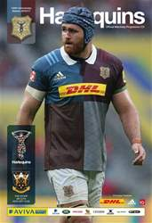 Harlequins V Northampton Saints issue Harlequins V Northampton Saints