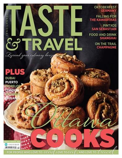 Taste & Travel International Preview