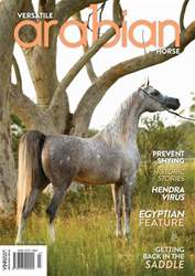 Versatile Arabian Horse 2016 Vol. 50 No. 3 issue Versatile Arabian Horse 2016 Vol. 50 No. 3