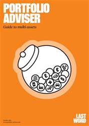 Portfolio Adviser Multi-asset Guide October 2016 issue Portfolio Adviser Multi-asset Guide October 2016