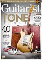 Guitarist Magazine Cover