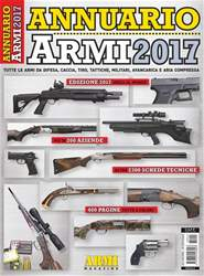 Annuario Armi 2017 issue Annuario Armi 2017