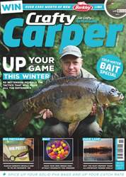 Crafty Carper November 2016  issue Crafty Carper November 2016