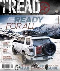 Tread Fall-winter 2016 issue Tread Fall-winter 2016