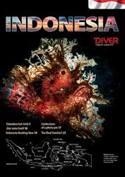 DIVER INDONESIA Supplement issue DIVER INDONESIA Supplement