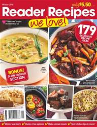 that's life! Reader Recipes issue that's life! Reader Recipes
