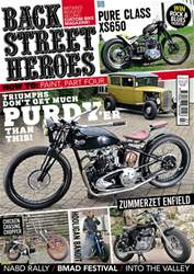 Back Street Heroes issue 399 July 2017