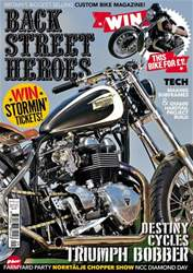 Back Street Heroes issue 401 September 2017
