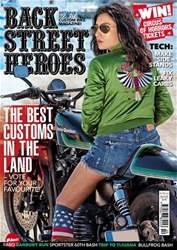 Back Street Heroes issue 402 October 2017