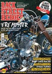 Back Street Heroes issue 403 November 2017