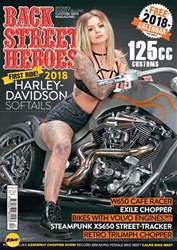 Back Street Heroes issue 404 December 2017