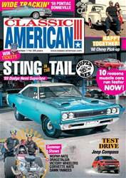 Classic American Magazine issue 318 October 2017