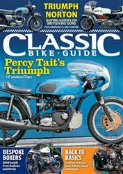 Classic Bike Guide issue November 2017