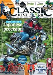Classic Bike Guide issue December 2017