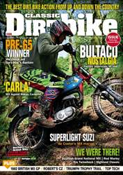 Classic Dirt Bike issue Issue 44